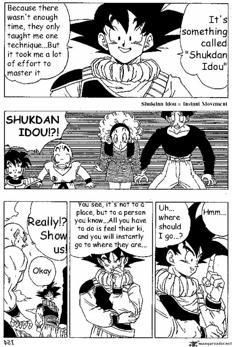 Dragon Ball Chapter 336  Online Free Manga Read Image 3
