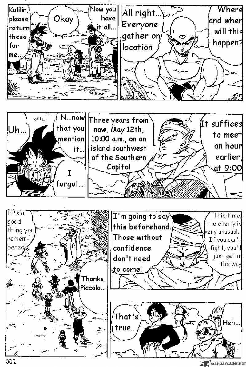 Dragon Ball Chapter 336  Online Free Manga Read Image 5
