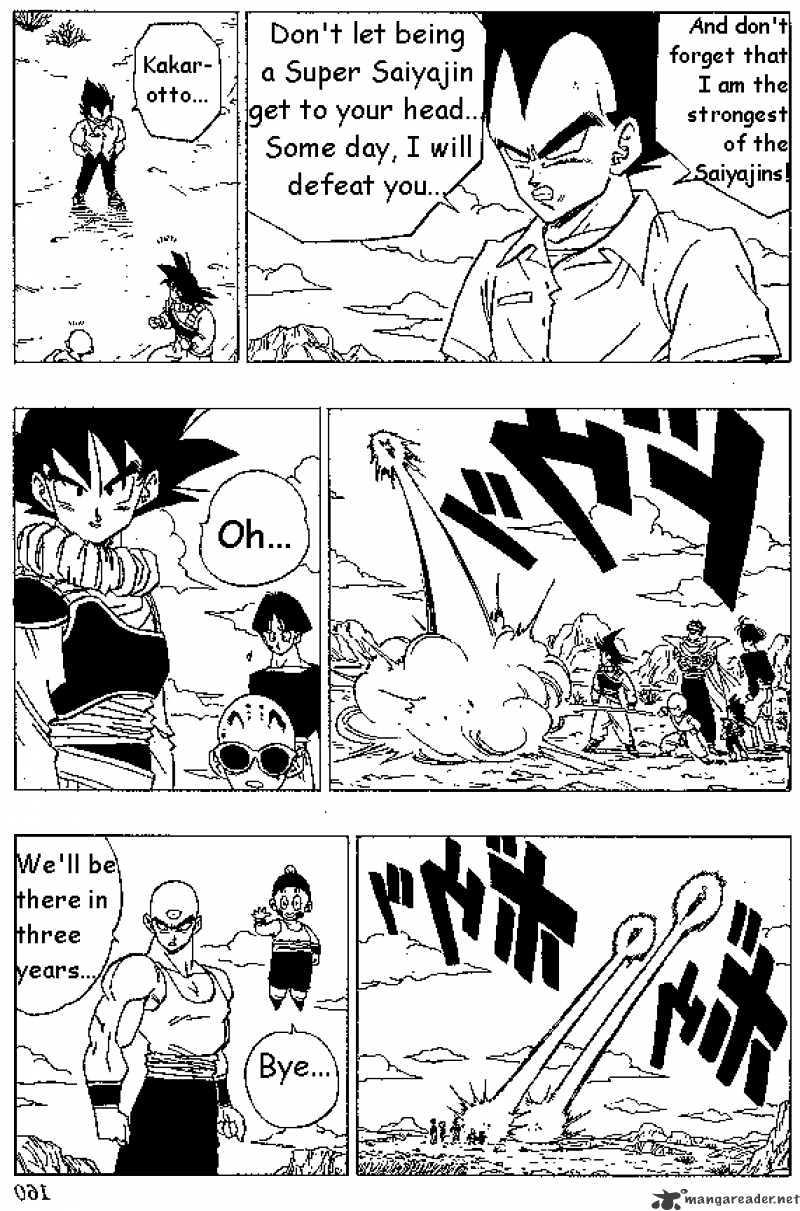 Dragon Ball Chapter 336  Online Free Manga Read Image 9