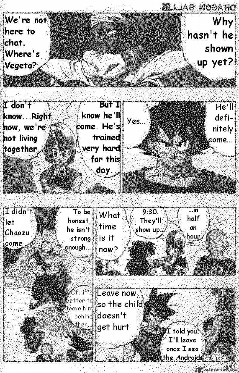 Dragon Ball Chapter 337  Online Free Manga Read Image 8