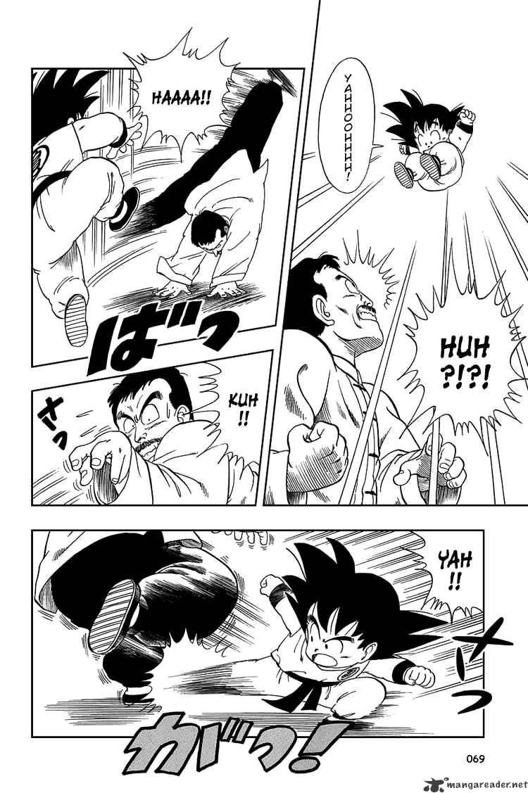 Dragon Ball Chapter 34  Online Free Manga Read Image 9