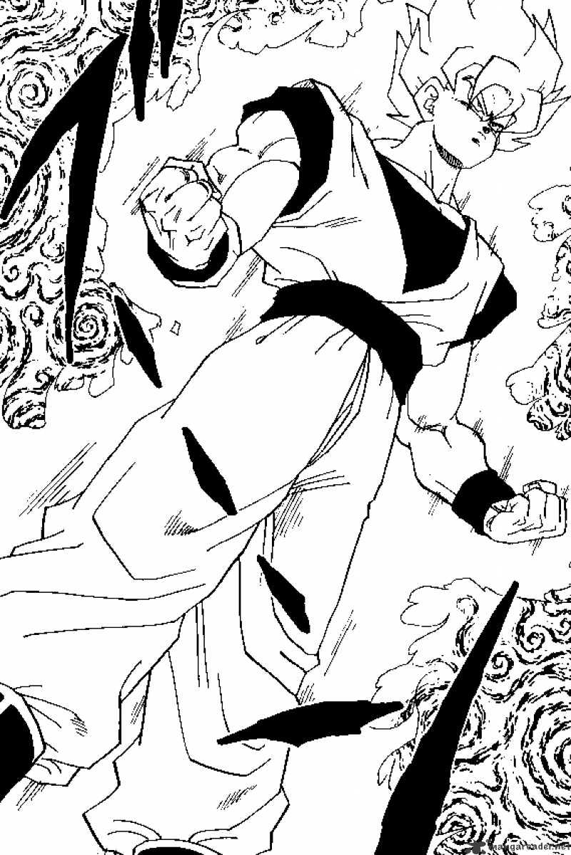 Dragon Ball Chapter 340  Online Free Manga Read Image 11