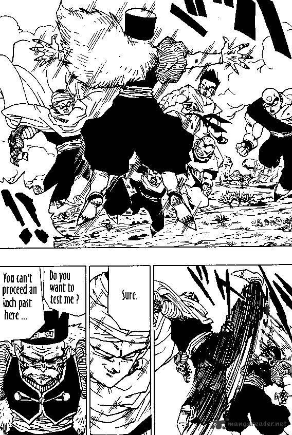 Dragon Ball Chapter 342  Online Free Manga Read Image 12