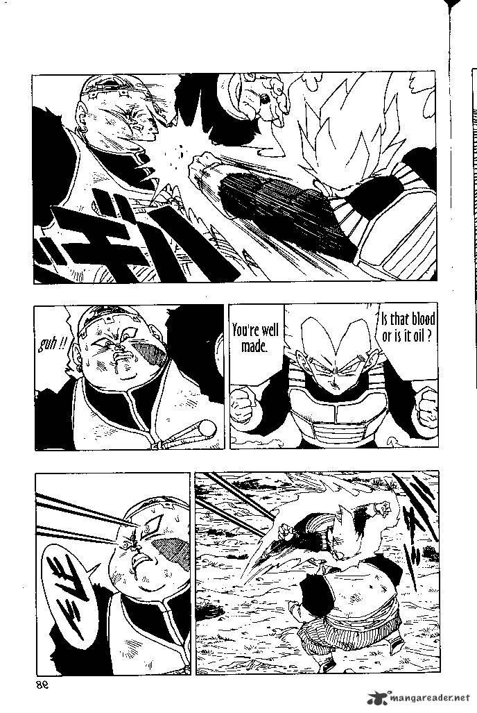 Dragon Ball Chapter 344  Online Free Manga Read Image 4