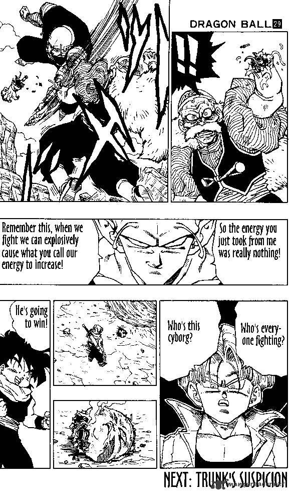 Dragon Ball Chapter 346  Online Free Manga Read Image 14