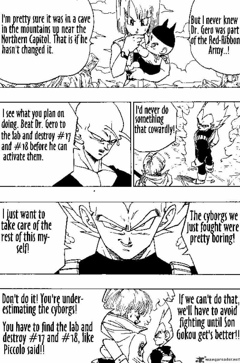 Dragon Ball Chapter 348  Online Free Manga Read Image 4