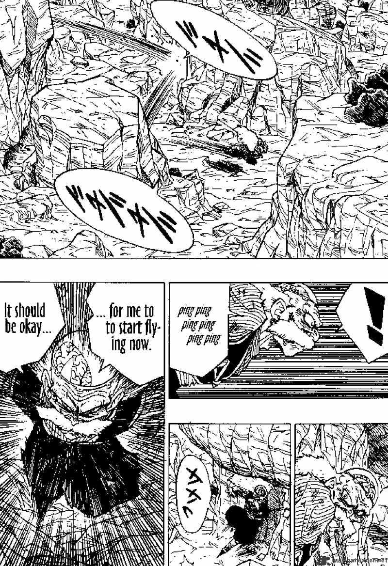 Dragon Ball Chapter 348  Online Free Manga Read Image 9