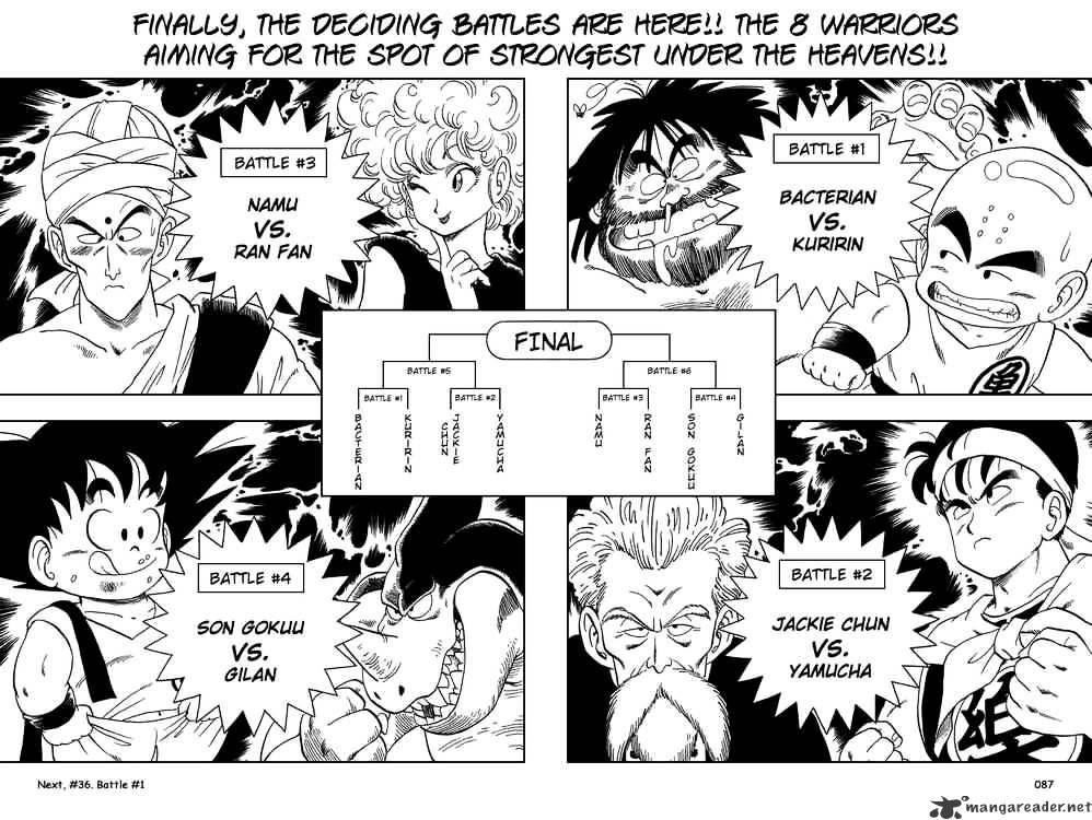 Dragon Ball Chapter 35  Online Free Manga Read Image 13