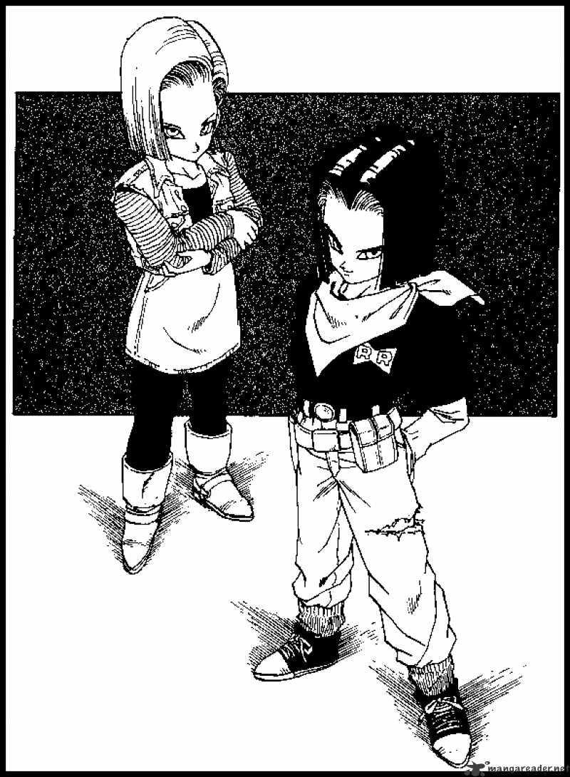 Dragon Ball Chapter 350  Online Free Manga Read Image 1