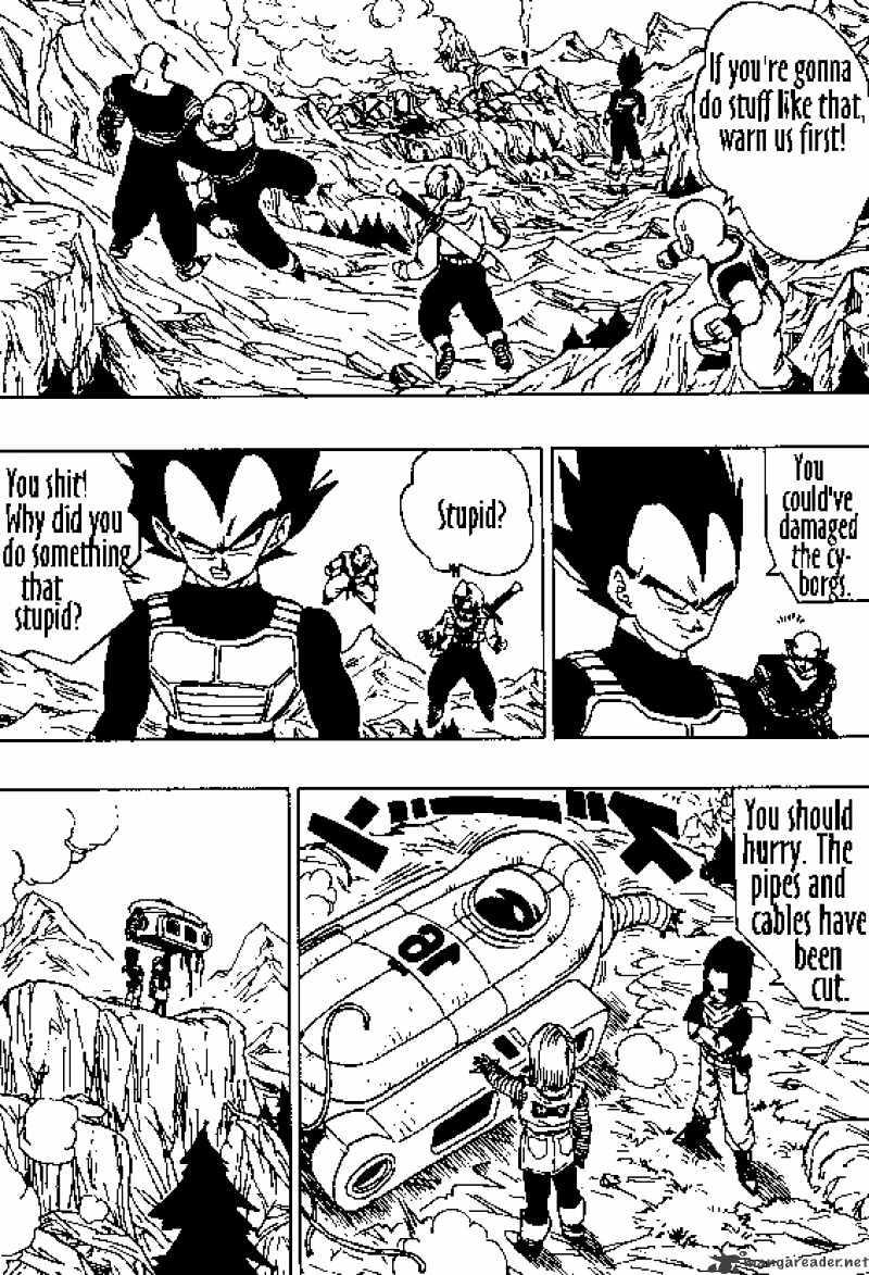 Dragon Ball Chapter 350  Online Free Manga Read Image 14