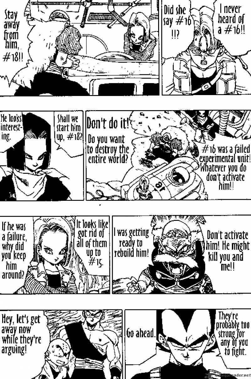 Dragon Ball Chapter 350  Online Free Manga Read Image 7