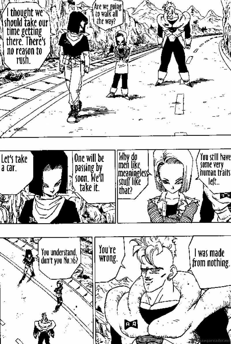 Dragon Ball Chapter 351  Online Free Manga Read Image 10