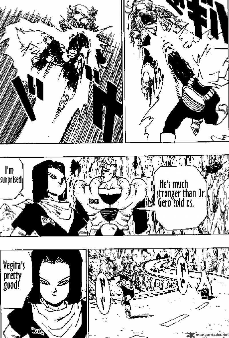 Dragon Ball Chapter 352  Online Free Manga Read Image 6