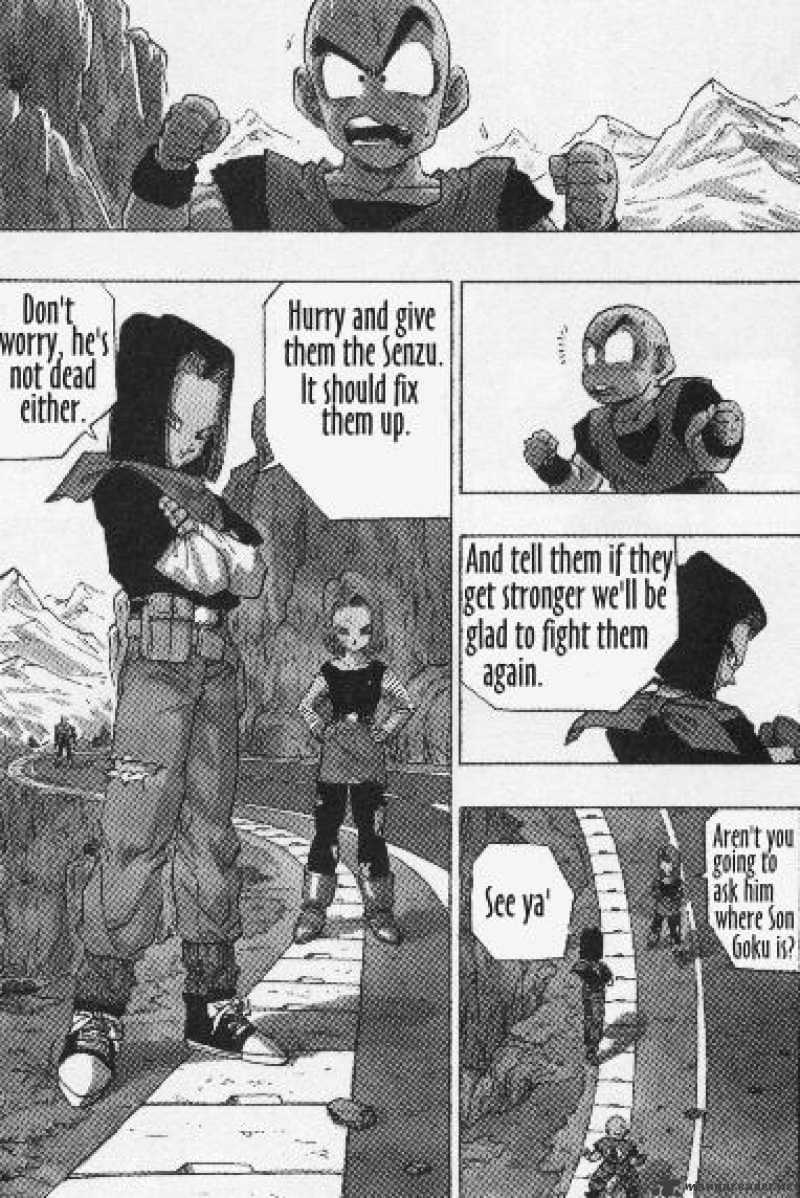 Dragon Ball Chapter 354  Online Free Manga Read Image 15