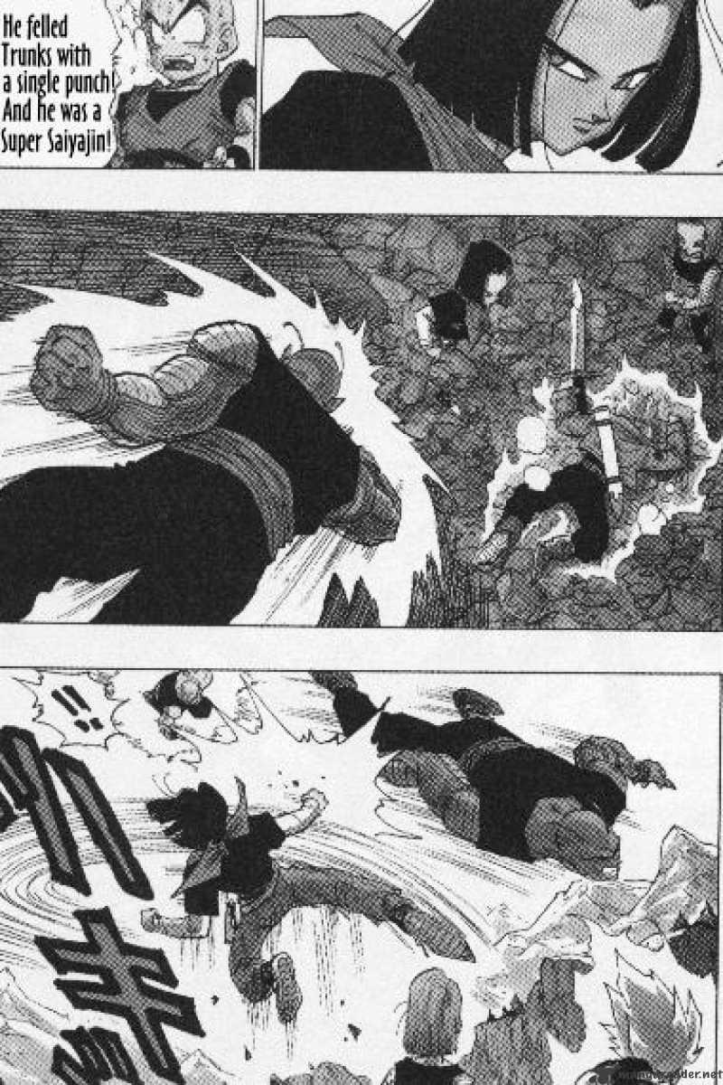 Dragon Ball Chapter 354  Online Free Manga Read Image 5