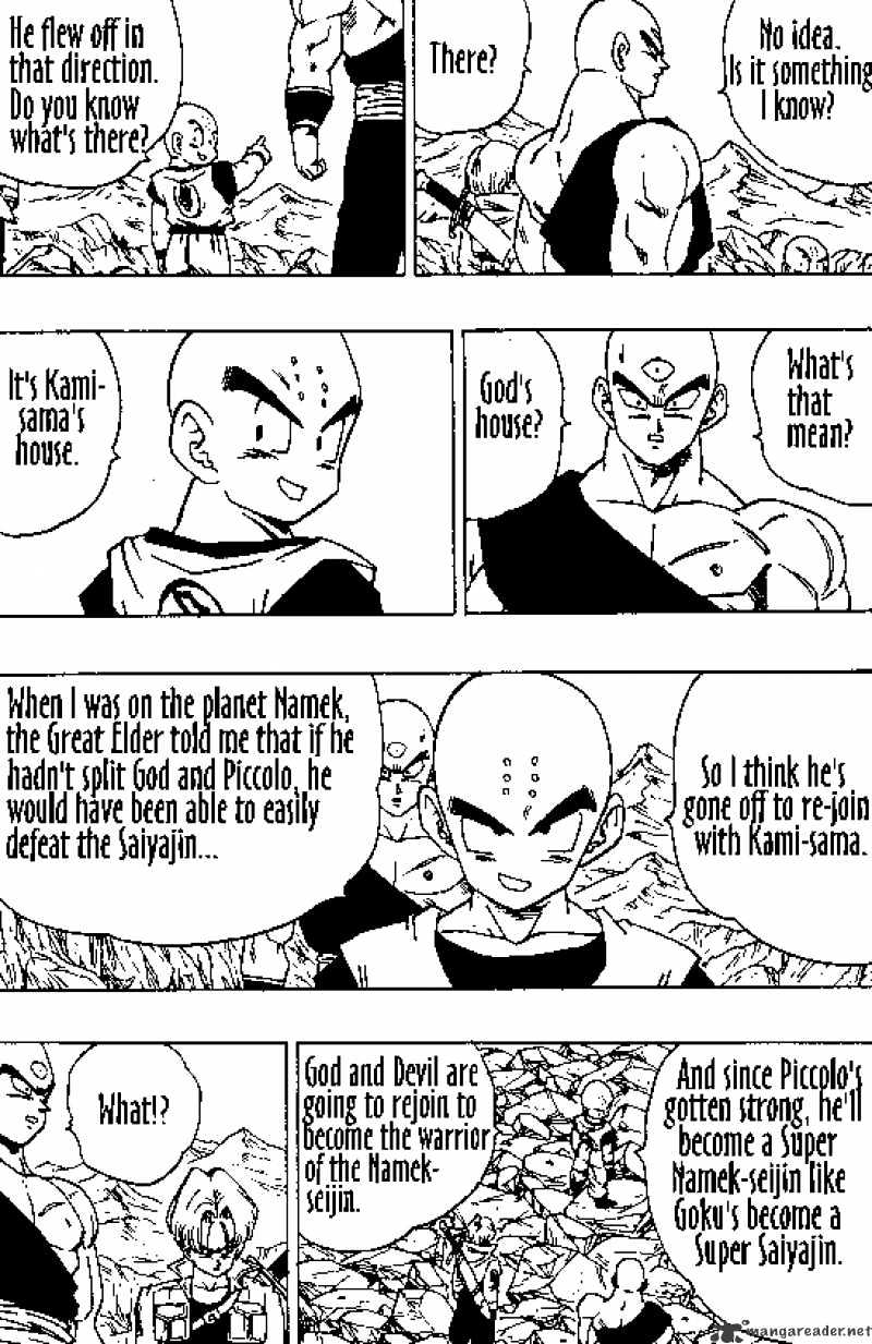 Dragon Ball Chapter 355  Online Free Manga Read Image 11