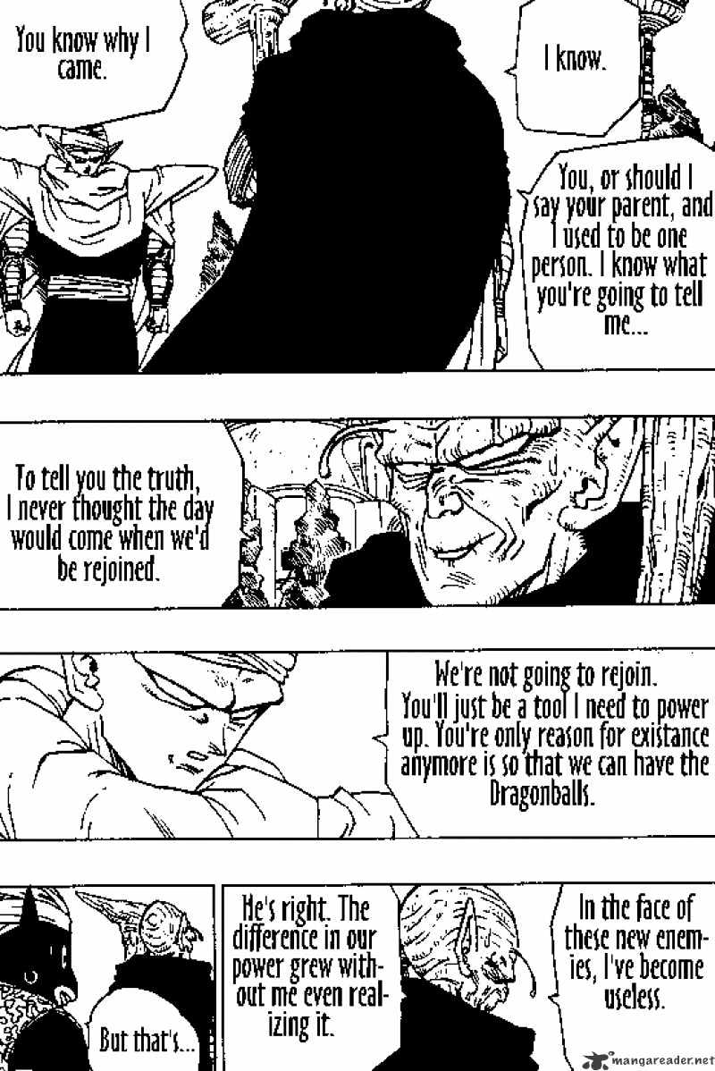 Dragon Ball Chapter 356  Online Free Manga Read Image 2