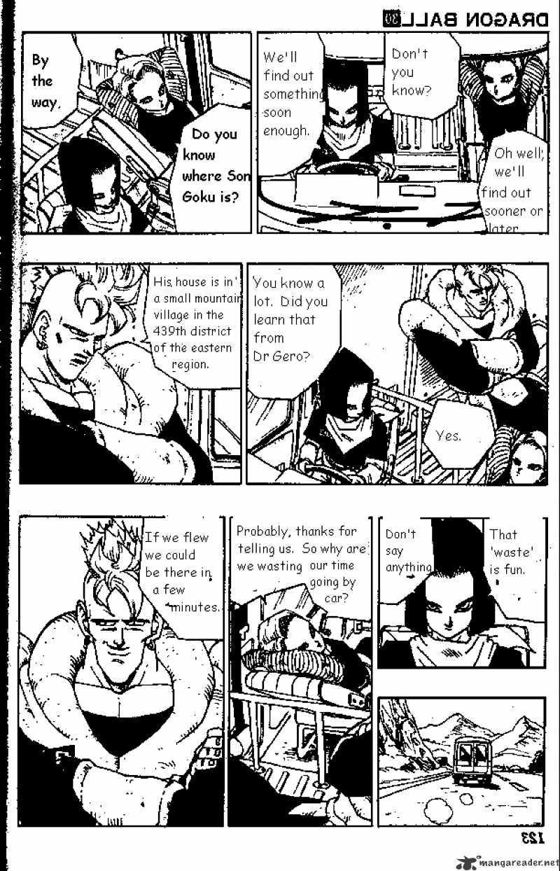 Dragon Ball Chapter 357  Online Free Manga Read Image 10