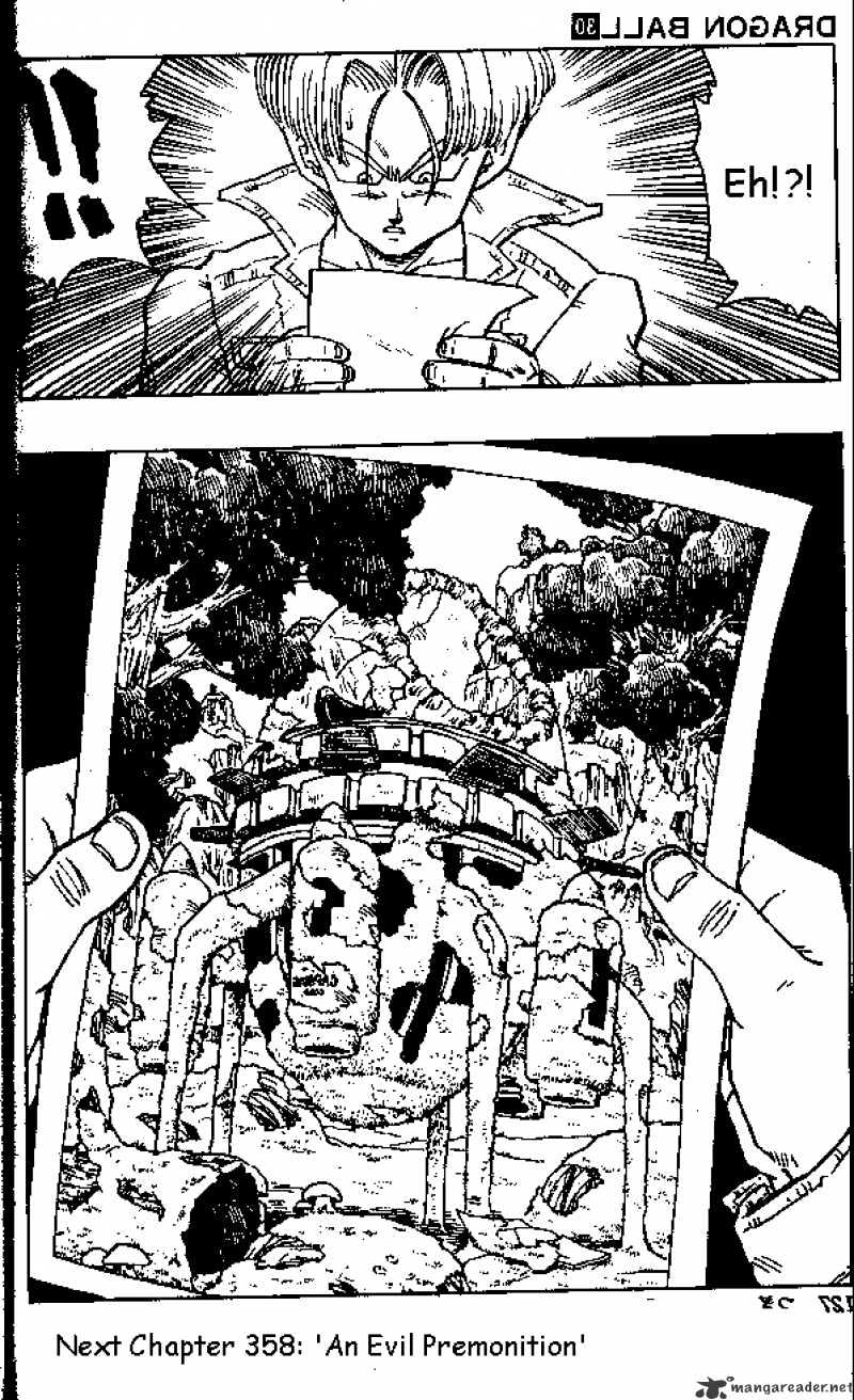 Dragon Ball Chapter 357  Online Free Manga Read Image 14