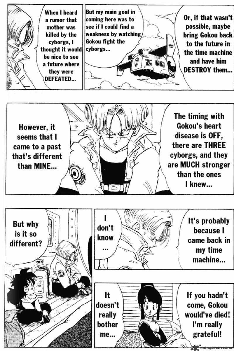 Dragon Ball Chapter 357  Online Free Manga Read Image 4