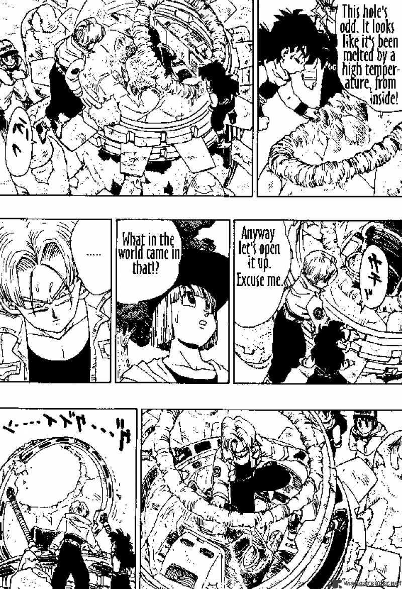 Dragon Ball Chapter 358  Online Free Manga Read Image 9