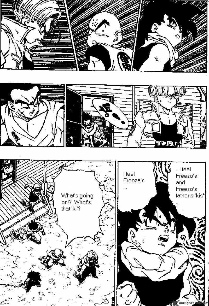 Dragon Ball Chapter 361  Online Free Manga Read Image 9