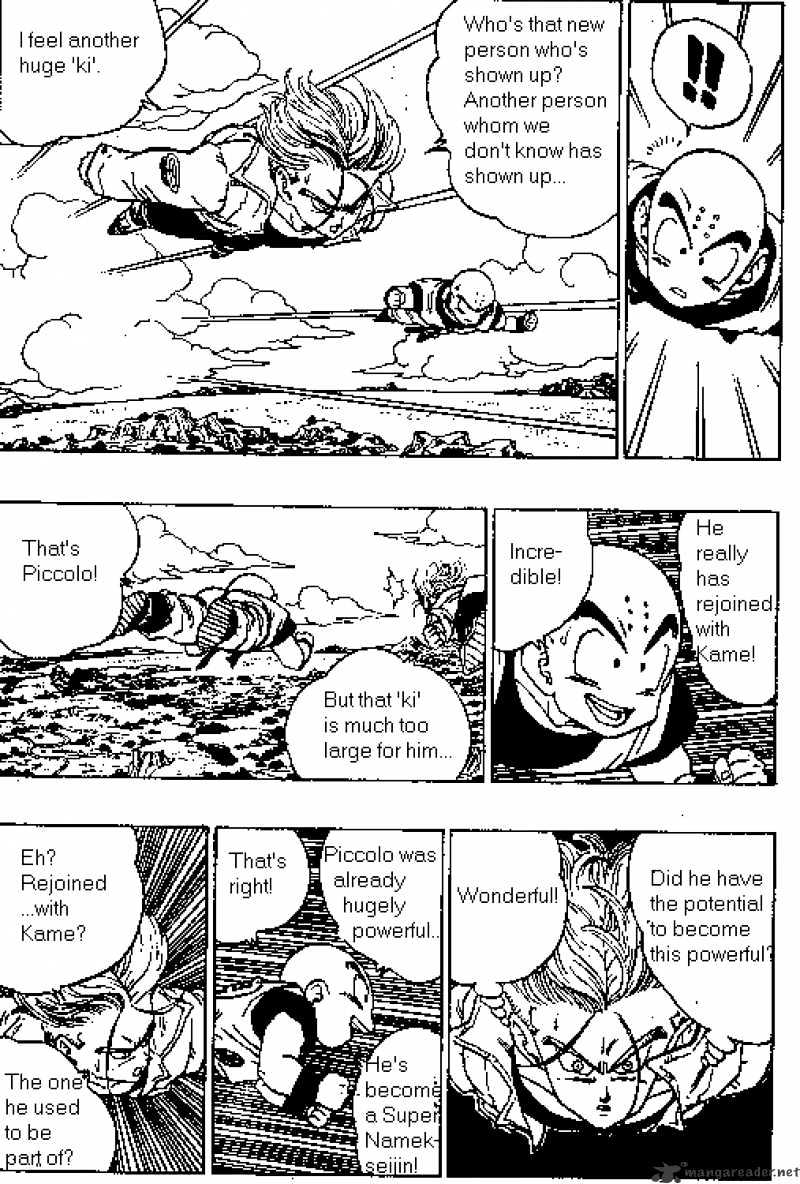 Dragon Ball Chapter 362  Online Free Manga Read Image 2
