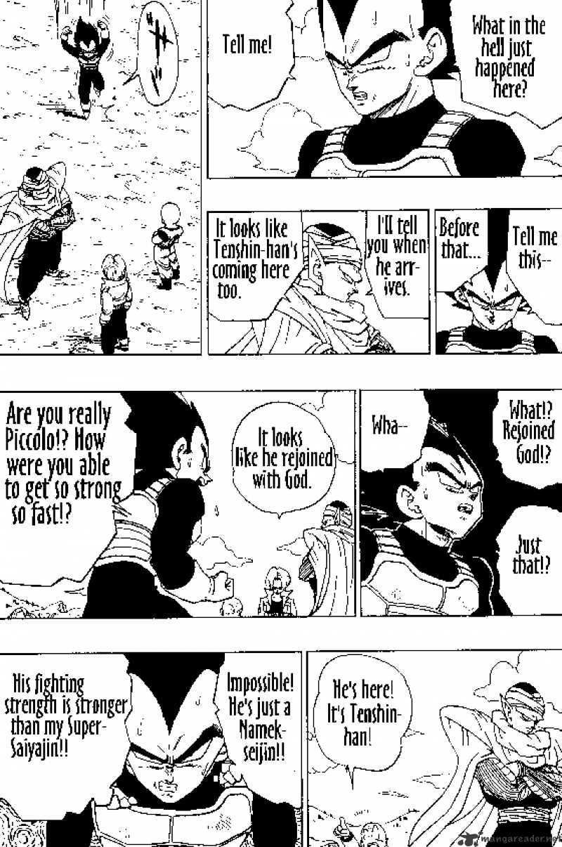 Dragon Ball Chapter 364  Online Free Manga Read Image 11