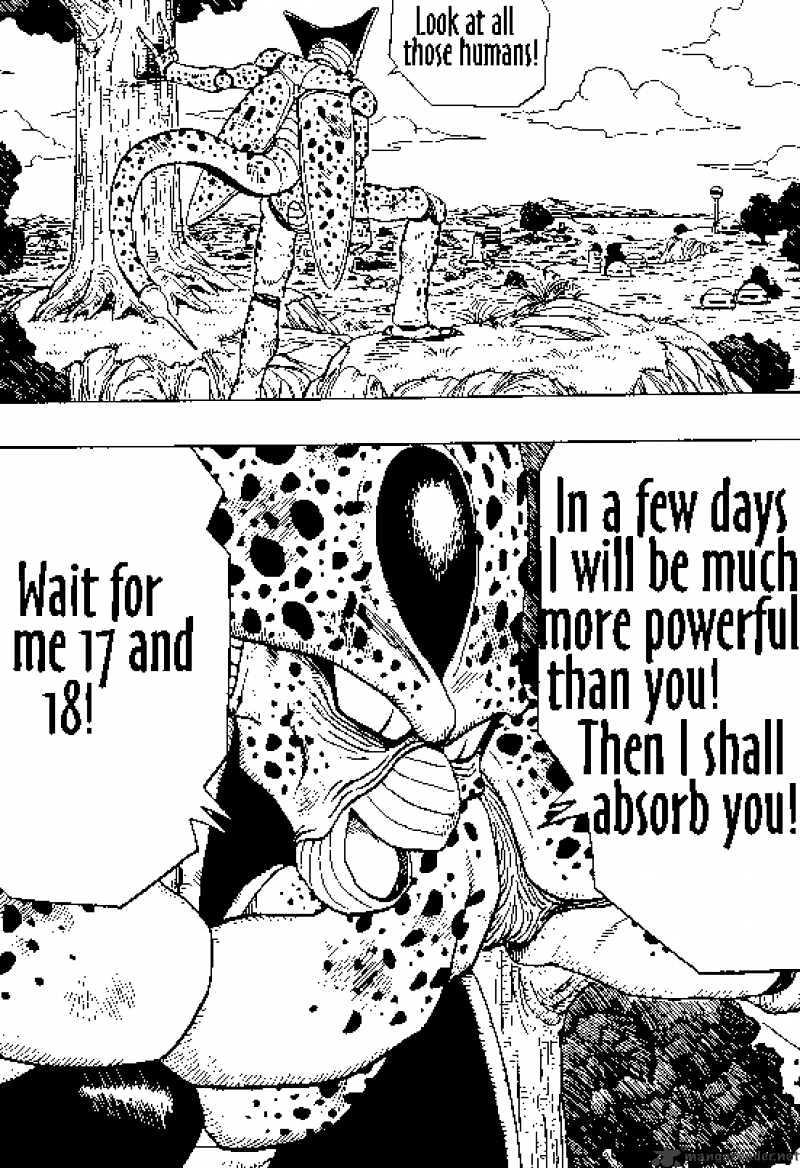 Dragon Ball Chapter 364  Online Free Manga Read Image 13