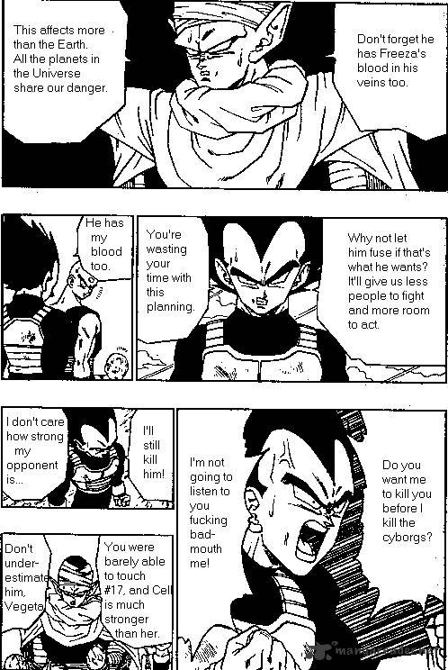 Dragon Ball Chapter 365  Online Free Manga Read Image 2