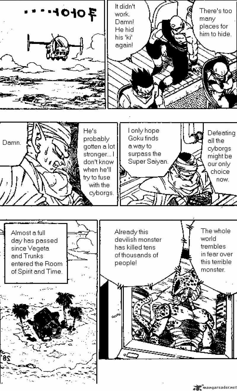 Dragon Ball Chapter 366  Online Free Manga Read Image 11