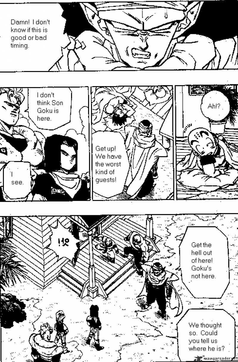 Dragon Ball Chapter 366  Online Free Manga Read Image 13