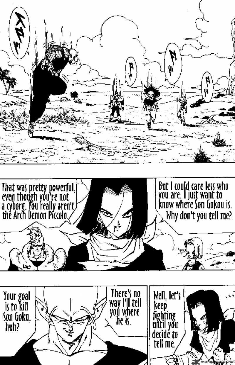 Dragon Ball Chapter 368  Online Free Manga Read Image 1