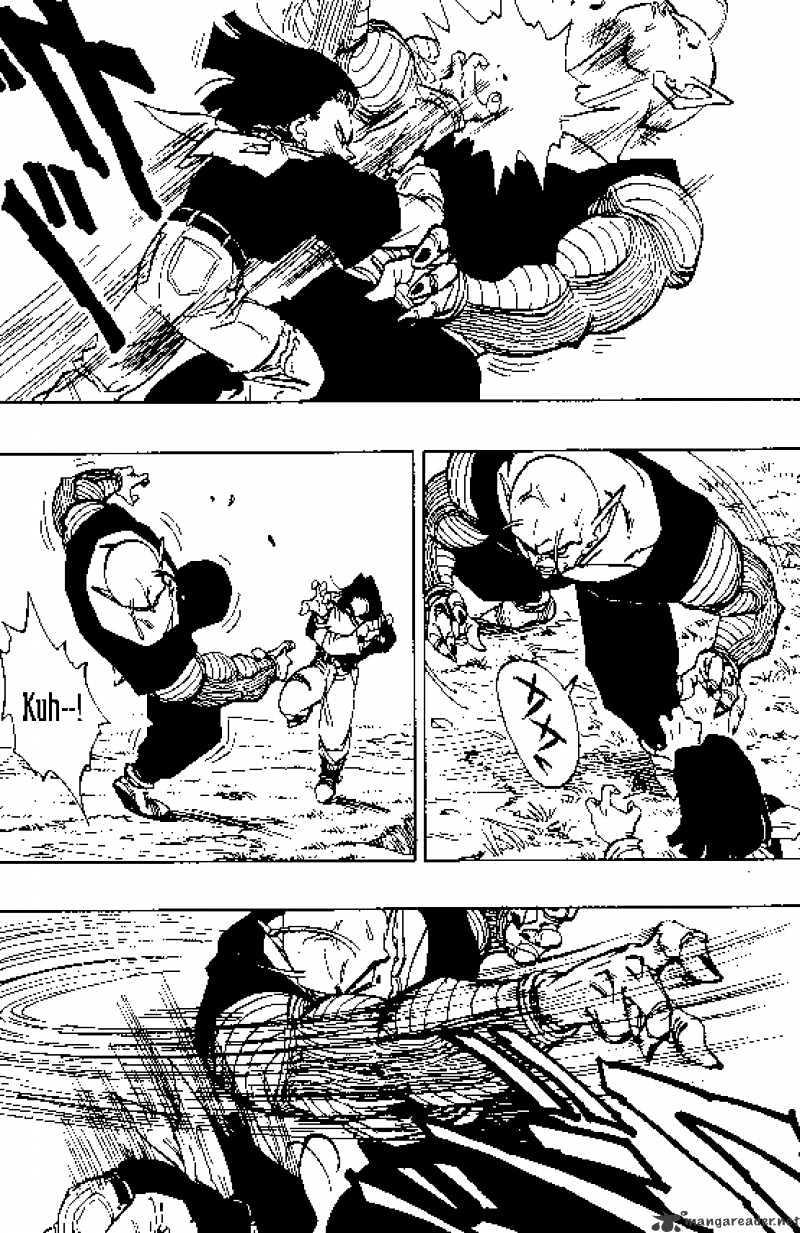 Dragon Ball Chapter 368  Online Free Manga Read Image 3