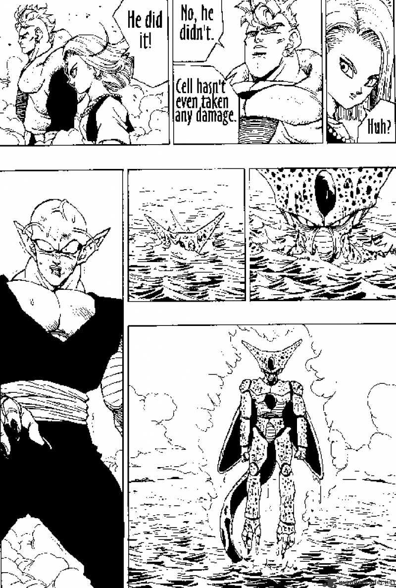 Dragon Ball Chapter 370  Online Free Manga Read Image 10