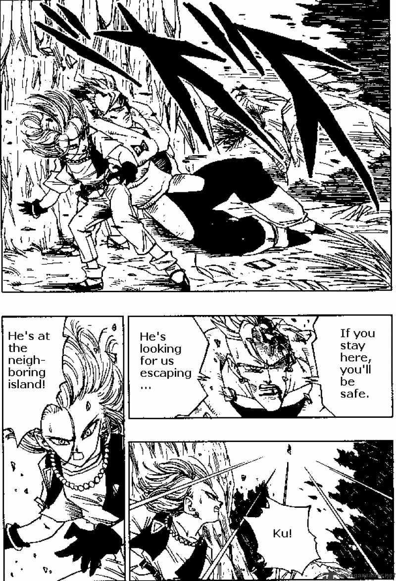 Dragon Ball Chapter 376  Online Free Manga Read Image 9