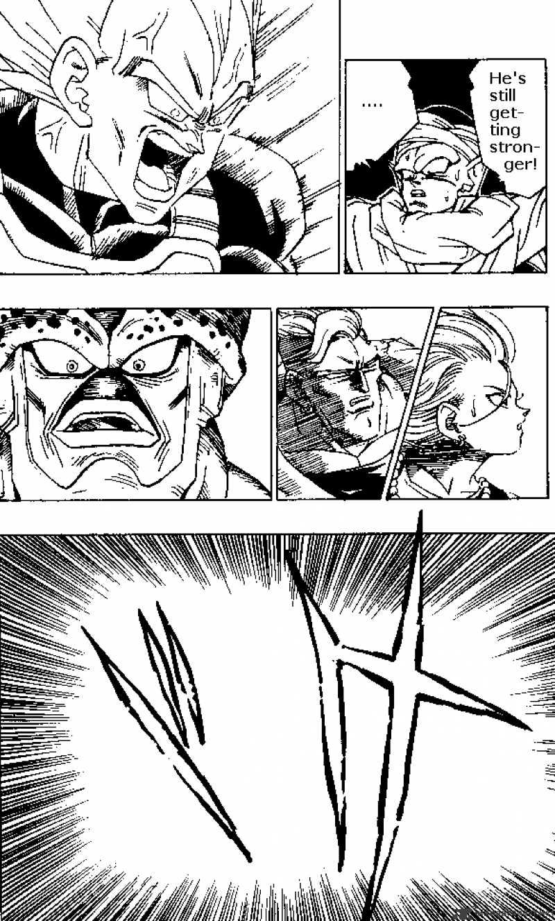Dragon Ball Chapter 377  Online Free Manga Read Image 10