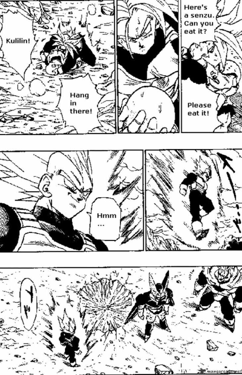Dragon Ball Chapter 383  Online Free Manga Read Image 2