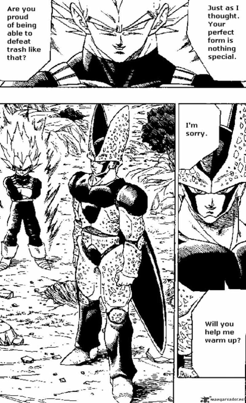 Dragon Ball Chapter 383  Online Free Manga Read Image 3
