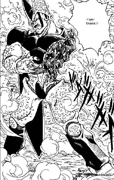Dragon Ball Chapter 385  Online Free Manga Read Image 1