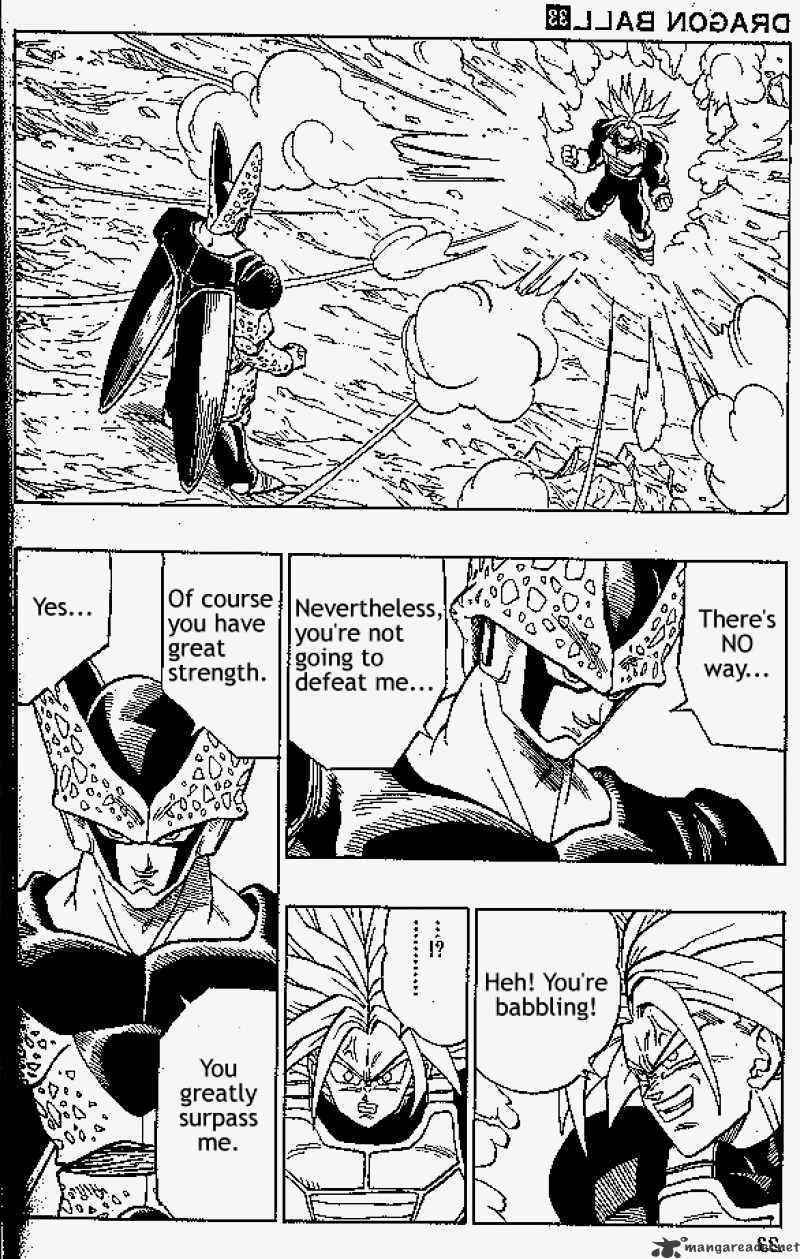 Dragon Ball Chapter 387  Online Free Manga Read Image 2