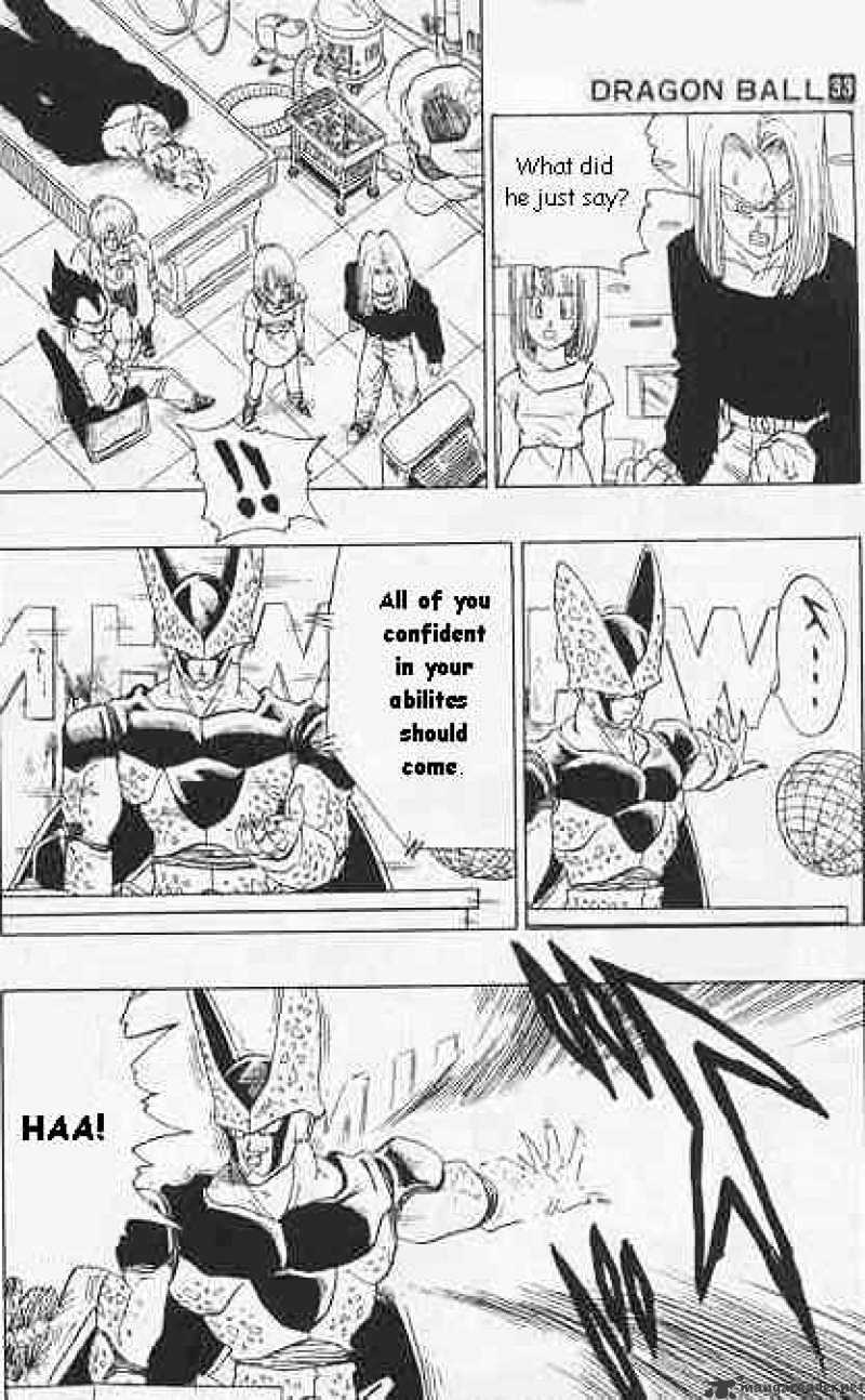 Dragon Ball Chapter 389  Online Free Manga Read Image 11
