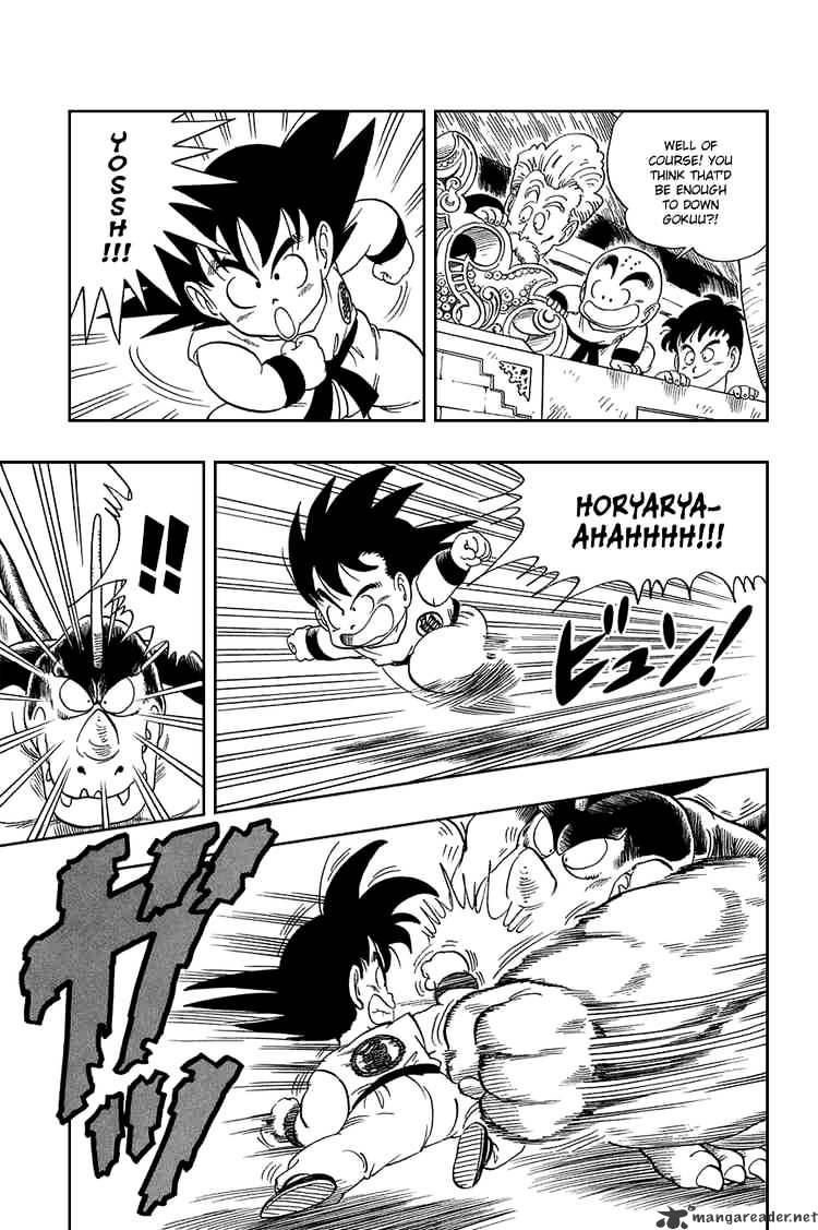 Dragon Ball Chapter 39  Online Free Manga Read Image 8