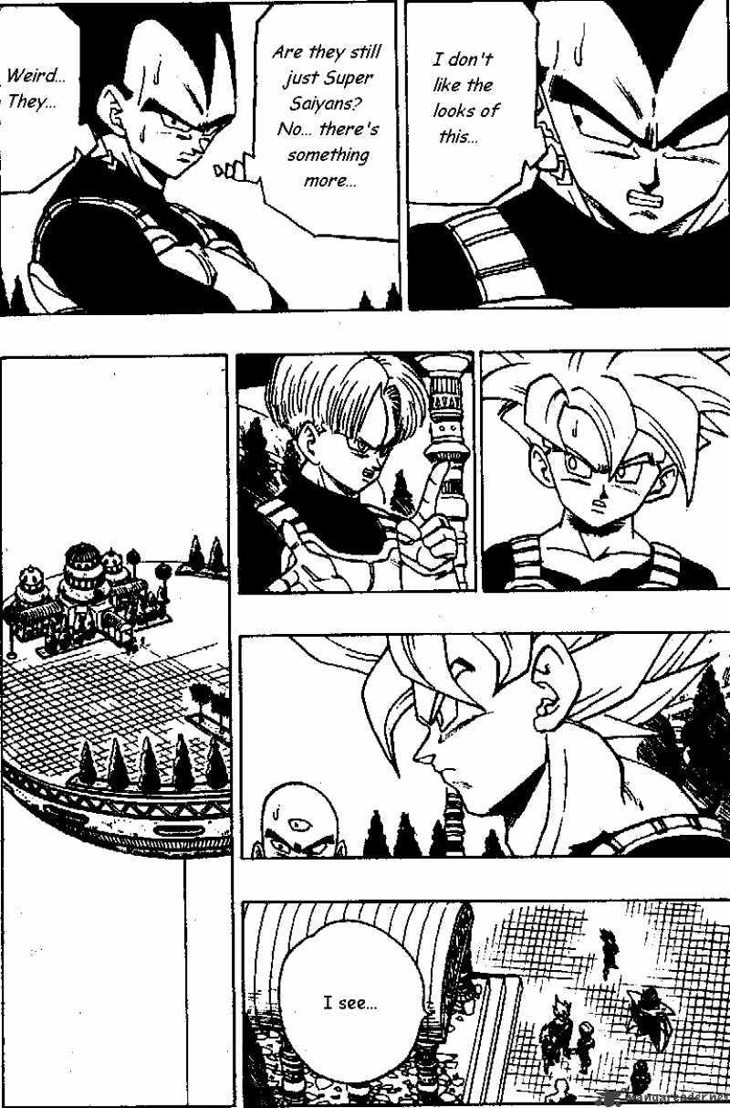 Dragon Ball Chapter 390  Online Free Manga Read Image 6