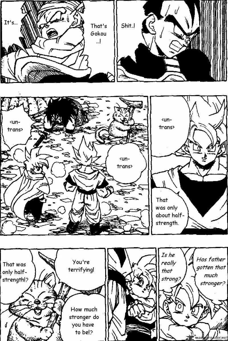 Dragon Ball Chapter 391  Online Free Manga Read Image 10