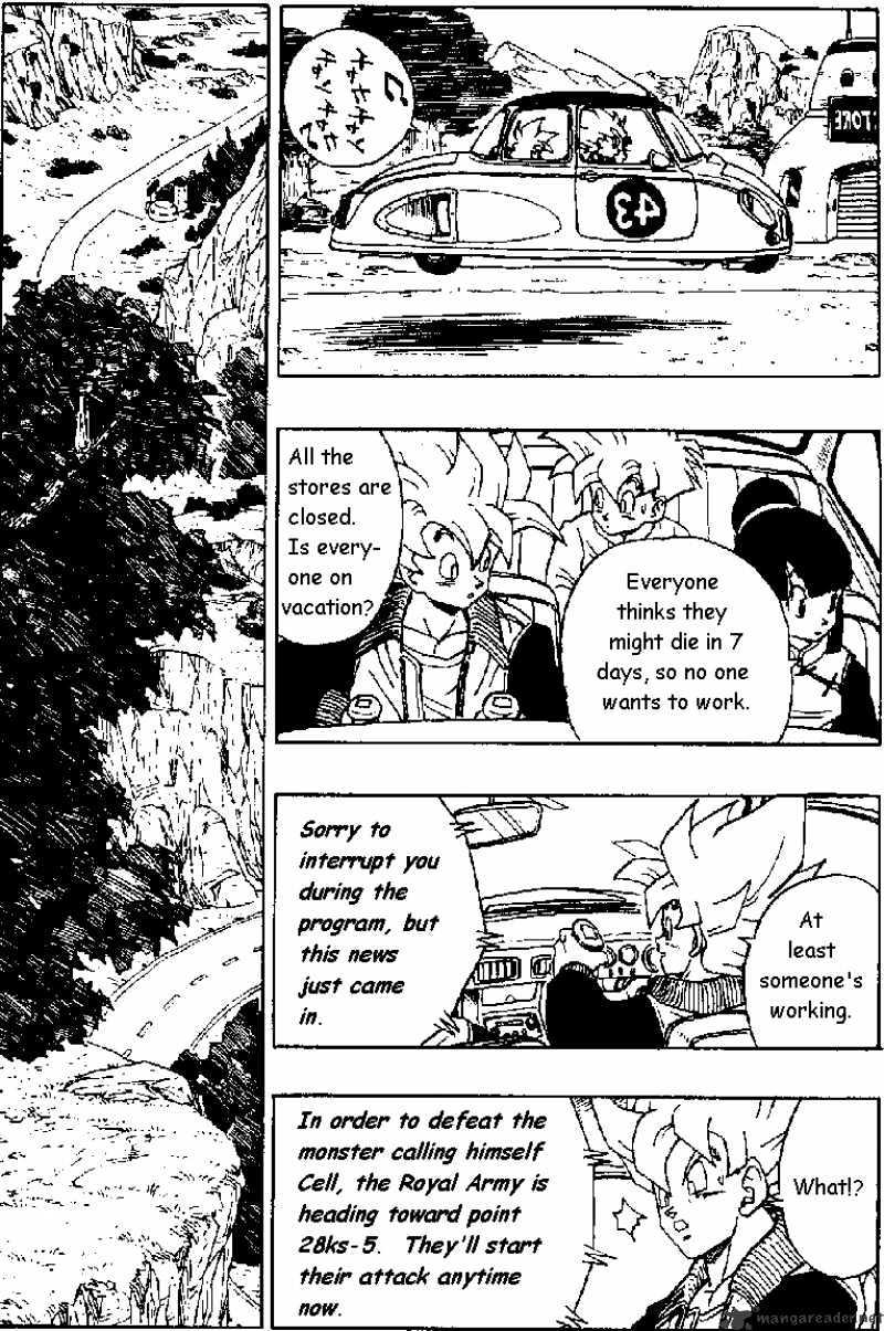 Dragon Ball Chapter 392  Online Free Manga Read Image 3
