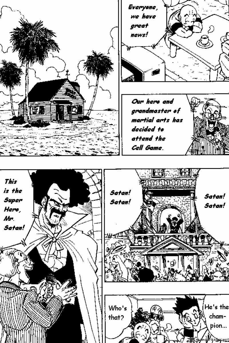 Dragon Ball Chapter 393  Online Free Manga Read Image 13