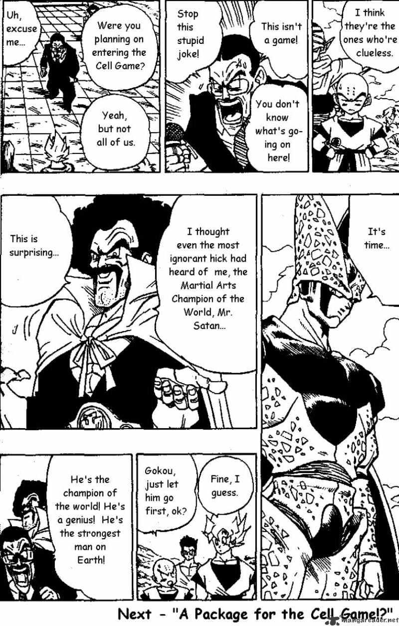 Dragon Ball Chapter 395  Online Free Manga Read Image 13