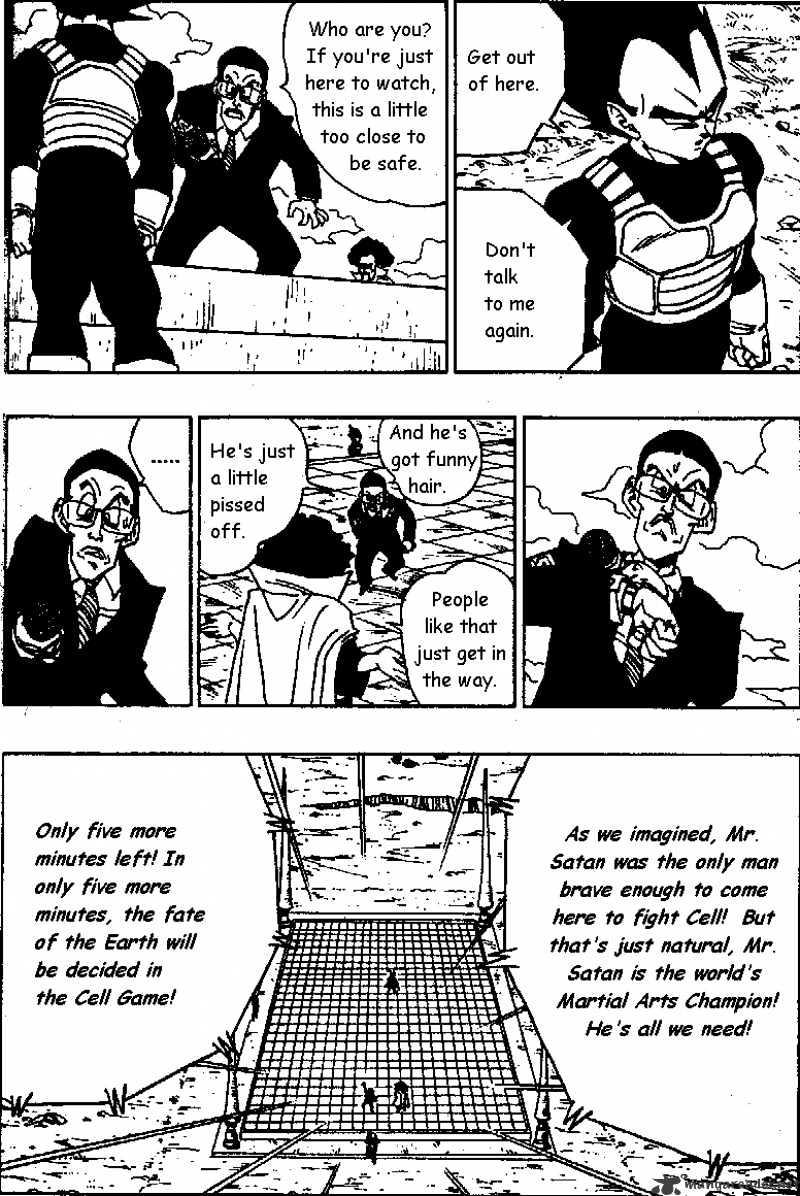 Dragon Ball Chapter 395  Online Free Manga Read Image 6