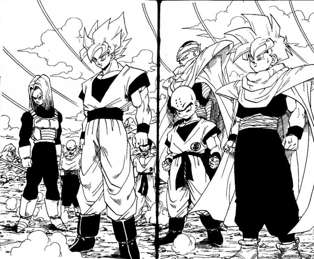 Dragon Ball Chapter 395  Online Free Manga Read Image 9